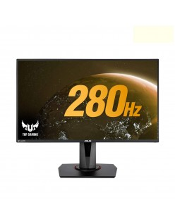 """ASUS TUF Gaming VG279QM HDR Gaming Monitor 68.58cm (27"""") FullHD (1920 x 1080), Fast IPS, Overclockable 280Hz (Above 240Hz, 144Hz), 1ms (GTG), ELMB SYNC, G-SYNC Compatible, DisplayHDR 400"""