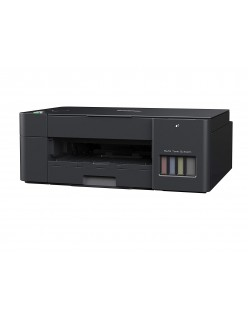 Brother Color Multi-Function Ink Tank Printer (Duplex Printing, DCP-T220, Black)