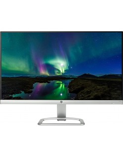HP 23.8 inch(60.45 cm) Ultra-Thin Edge to Edge LED Backlit Computer Monitor - Full HD, IPS Panel with VGA, HDMI Ports - HP 24es Display - T3M79AA (Silver)