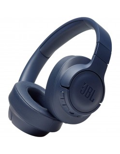 JBL Tune 700BT by Harman, 27-Hours Playtime with Quick Charging, Wireless Over Ear Headphones with Mic, Dual Pairing, AUX & Voice Assistant Support for Mobile Phones