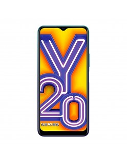 Vivo Y20A (Nebula Blue, 3GB, 64GB ) with No Cost EMI/Additional Exchange Offers