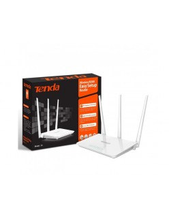 TENDA 300 MBPS WIRELESS ROUTER F3